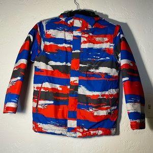 The North Face ski jacket, kids size M (10-12)